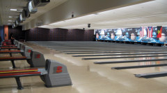 Bolera Caribe - 24 Brunswick GSX equipped lanes
