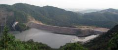 Lake Cerrillos Dam in Ponce