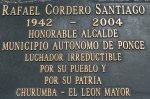 Rafael Cordero Santiago Epitaph