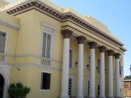 La Perla Theater facade