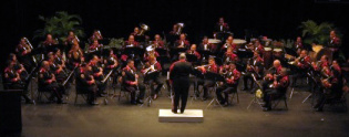 Ponce Municipal Band at its 125th Anniversary Gala