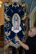 Guadalupe banner by Ketty Camacho