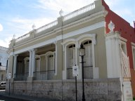 Puerto Rican Music Museum facade