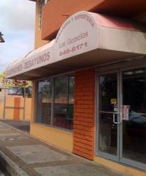 Panadería Los Gemelos