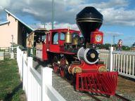 Monagas Park train