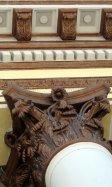 La Perla Theater columns
