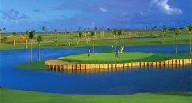 Golf Course at Ponce Hilton