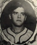 Wito as a Ponce Lions baseball player