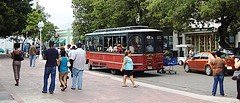 Ponce trolley