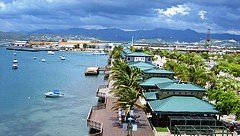 La Guancha Boardwalk at Ponce