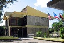 Parque del Retiro headquarters